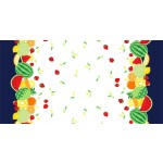 SEW FRUITY- Double Border