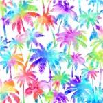 PALM TREES + OCEAN BREEZE
