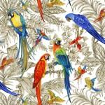 FANCIFUL BIRDS