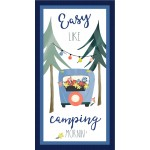 "CAMPING MORNIN'-24"" PANEL REPEAT"