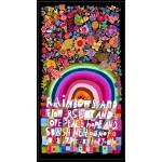 "RAINBOW PANEL-24"" repeat"