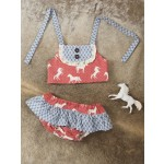 Birdie - Baby & Toddler Swimsuit by My Childhood Treasures