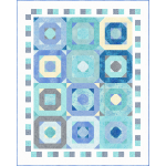 Octagon Alley Quilt by Heidi Pridemore