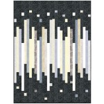"""Fairy Frost Loose Change - Frosty Quilt by Sam Hunter of Hunter's Design Studio /60""""x84"""""""