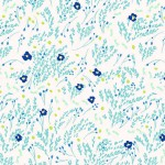 MEANDERING ON COTTON FLANNEL