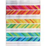 Fiesta Lap Couture Quilt by Tamara Kate