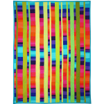 Fiesta Strip QUILT by Rob Appell