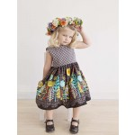 Flowers Aplenty Dress
