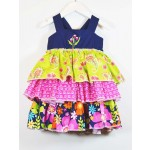 Addison's Triple Ruffle Dress by Create Kid's Couture