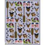 Forest Friends Quilt  by Sew Fresh Quilts