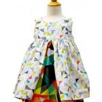 Fractured Nohara Dress