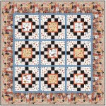 """Forage Table Runner by Heidi pridemore /66""""x30"""""""