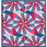 "Gem Quilt by Lily Ashbury /77.5""x80"""