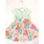 Glitz  Garden Dress - uses Olive Ann Designs - Lily