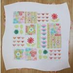 Glitz Garden Sampler Quilt by Marinda Stewart
