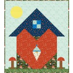 "The Heart of a Gnome Quilt by Charisma Horton /47""x53"""