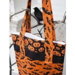 Pumpkin head - halloween goodie bag