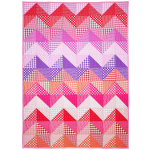 High and Low Bloom Quilt by Marinda Stewart