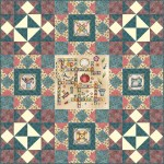 "I Have a Notion Quilt by Susan Emory /60""x60"""