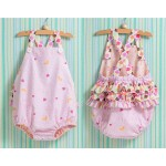 Ice Cream You Scream Romper