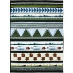 "Into the Wild Quilt  by Marinda Stewart   /40""x55"""