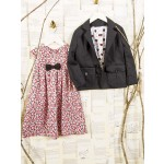 Judy Dress and Dapper Cat Blazer