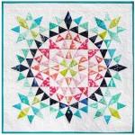 Kaleidoscope Mini Quilt by Debbi Groskopf