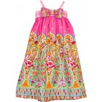 Kashmir Gardens Simple Bow Dress