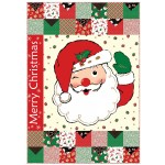 Letters to Santa  - VINTAGE HOLIDAYS QUILT KIT