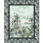 """landscape Beauty quilt by Heidi Pridemore /43""""x53"""""""
