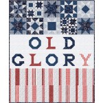 "Old Glory land that I love Quilt by Charisma Horton 60""x72"""