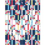 "Meander Lap Quilt by Seams Like a Dream /56""x72"""