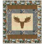 "MINKY - Wild Thing Quilt /54""x60"""