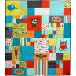 "Monster Mash Quilt by Susan Emory /54""x60""  - Instructions Coming Soon"