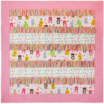 Nature Babies Quilt by Susan Emory