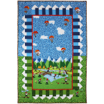"""Ninja Gnomes by Marinda Stewart  / 40x60"""""""