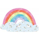 "Over the Rainbow Pillow by Heidi Pridemore /32""x20 - Instructions Coming Soon"