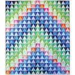 "Over the Mountain Quilt by Tamara Kate /71""x81""- Instructions Coming Soon"