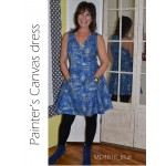 Painters Canvas Dress