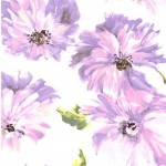 PRINTED COTTON COUTURE COLOR: LAVENDER