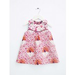 Mini Tulips Baby Girl Pinafore by Puperita