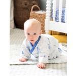 Kimono Style Baby Pajama