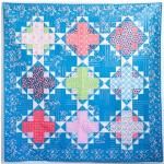 Picket Quilt by Sandra Clemons / 56x56""