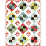 """Do-Si-Do Quilt by Charisma Horton /48""""x64"""""""