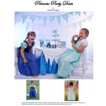 Princess Party Dress Tutorial