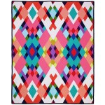 "Prism Twist by Angela Bullard - 39.5x49.5"""