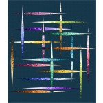 "To the Point Quilt by Tammy Silvers 60""x70"""