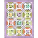 "block talk stars quilt - retreat yourself by swirly girls design 60""x78"""