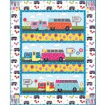 "Road Trip Quilt by Heidi Pridemore /44""x54"""