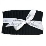 COTTON COUTURE BLACK ROLLS 40pcs - comes in a case of 5